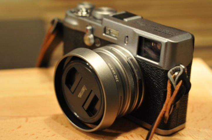 Fujifilm x100 The lens protection solution  – 1Camera1Lens